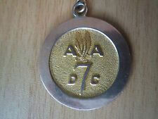 American Airlines Flight Attendant  DC 7 medal   Named 1950's