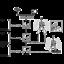 Schwaiger-Antennen-Richtkopplerdose-RDS30-531-8dB-silber-2-Loch-2x-IEC Indexbild 5