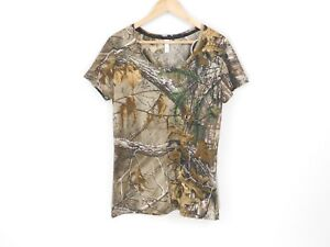 Realtree-Under-Armour-Heat-Gear-Threadborne-Short-Sleeve-T-Shirt-Camouflage