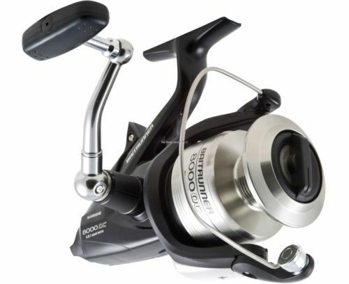 NEW SHIMANO BAITRUNNER OC FISHING REEL BTR8000OC