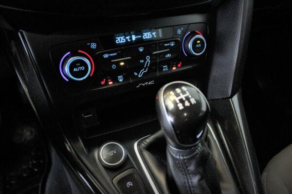 Ford Focus 1,0 SCTi 100 Titanium stc. billede 10