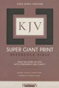 KJV-Super-Giant-Print-Reference-Bible-Imitation-leather-black-Hendrickson