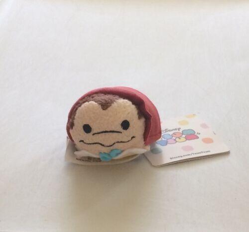 "New Disney Parks Mr Toad/'s Wild Ride Tsum Tsum Fantasyland Toad 3.5/"" Plush Mini"
