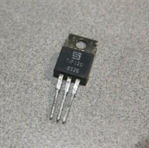 20pcs-TIP120-NPN-Darlington-Transistor-TO-220-60V-5A-for-Ardunio-Pi-3-PIN-USA