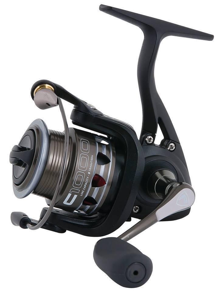 FOX Rage Nuovo PRISMA C1000 REEL Predator Luccio Pesca Con Mulinello-NRL013