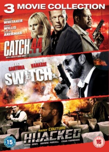 Catch 44 / Switch / Hijacked DVD NEW DVD (ABD9034)