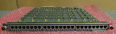 Cisco Ws-x5224 24-port 10/100base-tx Switch Module Card Enterprise Networking, Servers