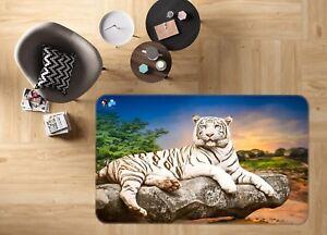 3D-Tigre-Animaux-122-Etage-Antiderapant-Natte-Elegant-Tapis-FR-Tiffany