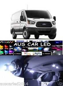 Ford-Transit-Van-2015-Super-Bright-White-LED-Interior-Light-Kit