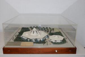 "New York World's Fair ""Christian Science Pavilion"" Architects Model c.1965"