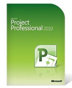 MICROSOFT-PROJECT-PROFESSIONAL-2010-VL-32-64-BIT-ESD-ORIGINALE-FATTURABILE