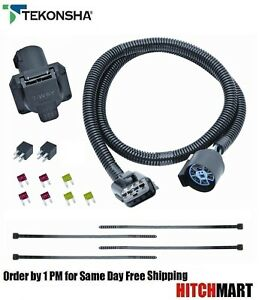 image is loading 2013-2017-chevy-traverse-enclave-trailer-hitch-wiring-