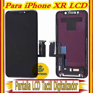 Pantalla Para iPhone XR LCD Frontal Tactil Display Original Completa OLED Negro