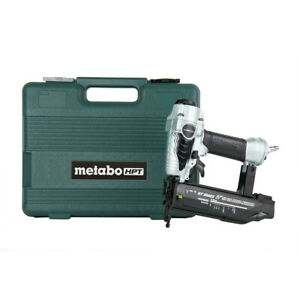 Metabo HPT NT50AE2MR 18 Ga. 2 in. Finish Brad Nailer Kit Reconditioned