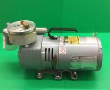 Gast Oil Less Vacume Pressure Pump Model No 0523 V138q G18dx 14 Hp 1725 Rpm