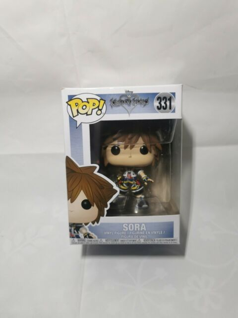 Funko Pop! Kingdom Hearts: Sora Vinyl Figur (39939)