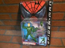 Toy Biz Movie Spider-Man - SUPERPOSEABLE GREEN GOBLIN - w/ Glider