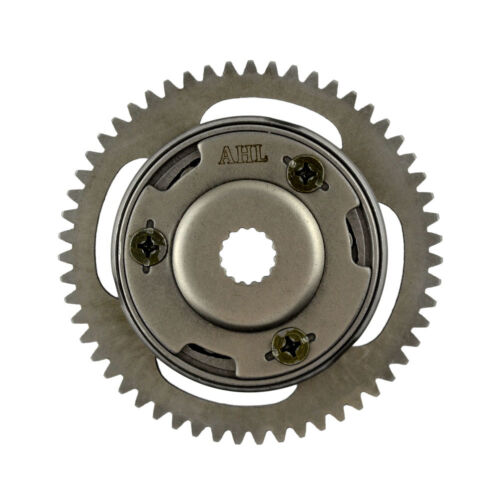 One Way Starter Clutch Driven Gear For Yamaha YFM125 Breeze 91-04 Grizzly 04-13