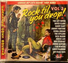 ROCK TIL YOU DROP! - Volume #3 - 31 VA Tracks
