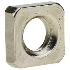 DIN 562 Vierkantmutter, niedrige Form, M 3, A4 blank
