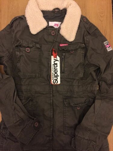 Rifle Størrelse Rich M Rookie Army Blazer Superdry gxwCPqF55