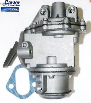 For 1950-1955 Jeep Willys Fuel Pump 73849QB 1952 1951 1953 1954 CJ-3