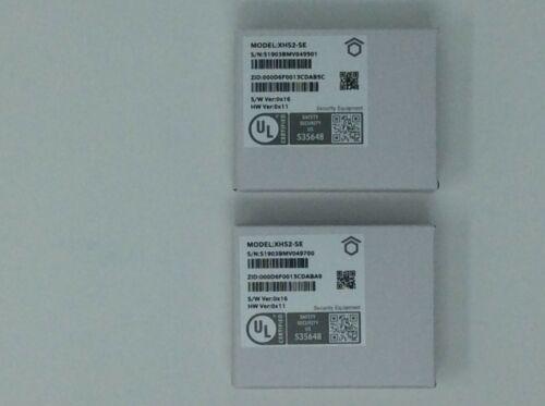2 LOT XHS2-SE SECURITY WIRELESS DOOR WINDOW SENSORS ALARM
