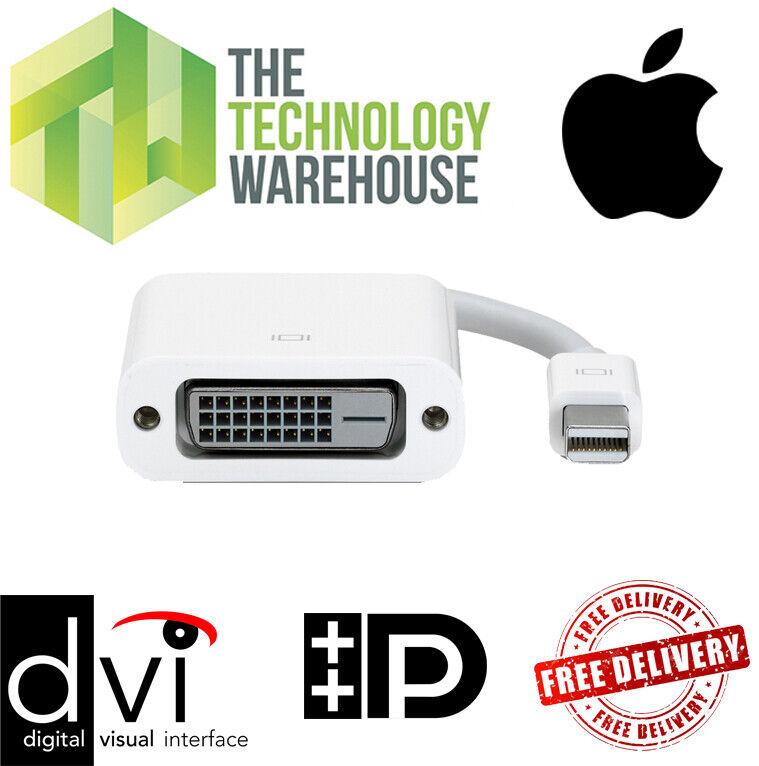 Apple Mini DisplayPort to DVI Adapter - MB570Z/A - 2008 Edition - iMac Macbook