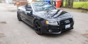 2010 Audi A5 2.0T cabriolet convertible- Fully loaded- Mint cond