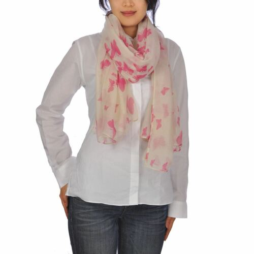 Classic Butterfly Wrap Shawl Stole Very Soft Oversize lady scarf