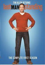 Last Man Standing . The Complete Season 1 . Tim Allen . 3 DVD . NEU . OVP