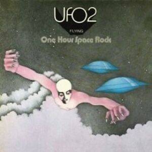 UFO-034-UFO-2-Flying-one-hour-space-rock-034-CD-NUOVO