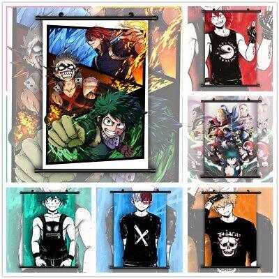 Brandish μ HD Canvas Wall Poster Scroll Room Decor