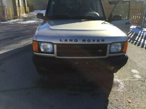02 LAND ROVER DISCOVERY II GOOD VEHICLE TO SHIP OUT OF COUNTRY