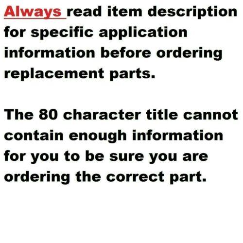 Fuel Pump Repair Kit for Johnson Evinrude 20 25 30 35 hp Replaces 393103 18-7820