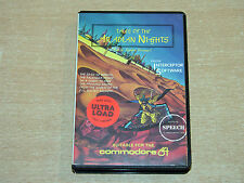 Commodore 64 - Tales Of The Arabian Nights by Interceptor Software