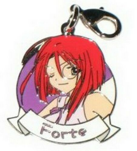 Galaxy Angel Forte Charm Keychain
