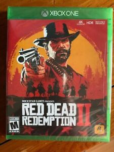Details about NEW & SEALED - Red Dead Redemption 2 (Xbox One)