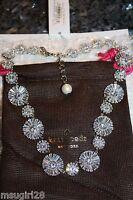 Kate Spade Crystal Garden Collar Necklace $398
