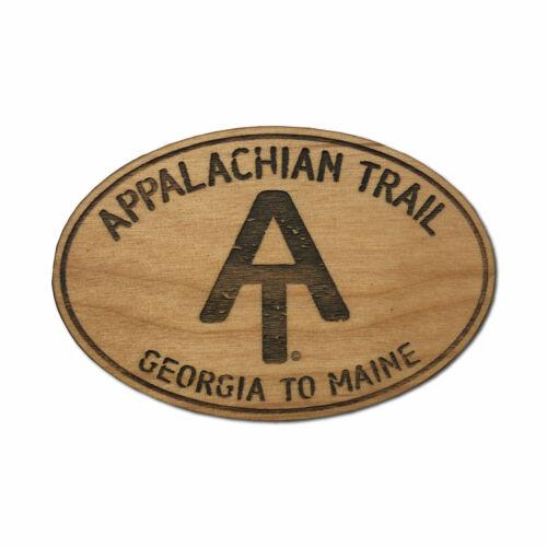 "Appalachian Trail 2/""x3/"" Wooden Magnet"