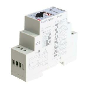 1Pc-AC-DC-24-240V-DHC19-M-Din-rail-Multifunction-Timer-Time-Relay