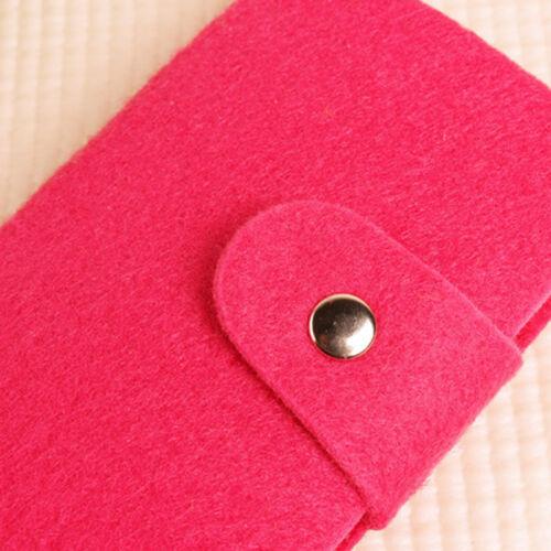 Minibörse Geldbörse Portemonnaie Kreditkarte Kartenhalter Geldbeutel Brieftasche