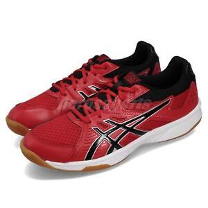 Asics-Upcourt-3-Classic-Red-Black-Gum-Men-Volleyball-Badminton-Shoe-1071A019-602