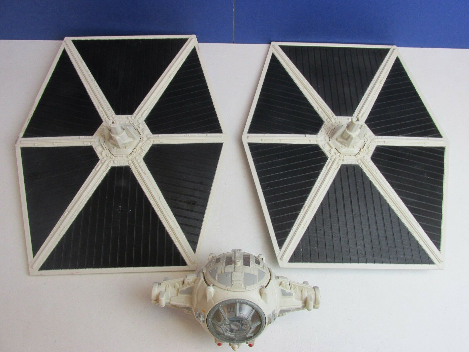Large LEGACY COLLECTION star wars WHITE IMPERIAL IMPERIAL IMPERIAL TIE FIGHTER 2003 HASBRO 34C 19b4e1