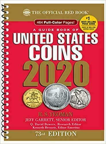 A Guide Book Of United States Coins 2020 73rd Edition By Jeff Garrett 2019 For Sale Online Ebay