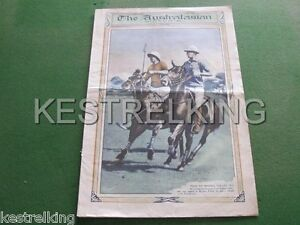 Polo at Moonee Valley Davis Cup Trials The Australasian Pictorial January 1930