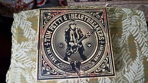 """TOM PETTY & The Heartbreakers """"The Live Anthology"""" Box Set 5 CDs 2 DVDs Vinyl"""