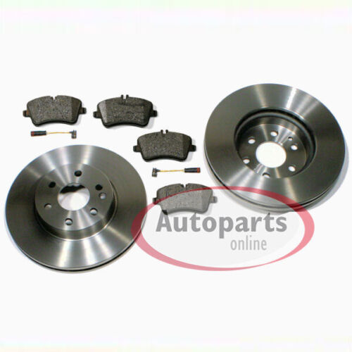 Bremsscheiben Bremsklötze Backen Handbremse für vorne hinten* VW Crafter