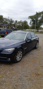 2010 BMW 7 Series Li awd