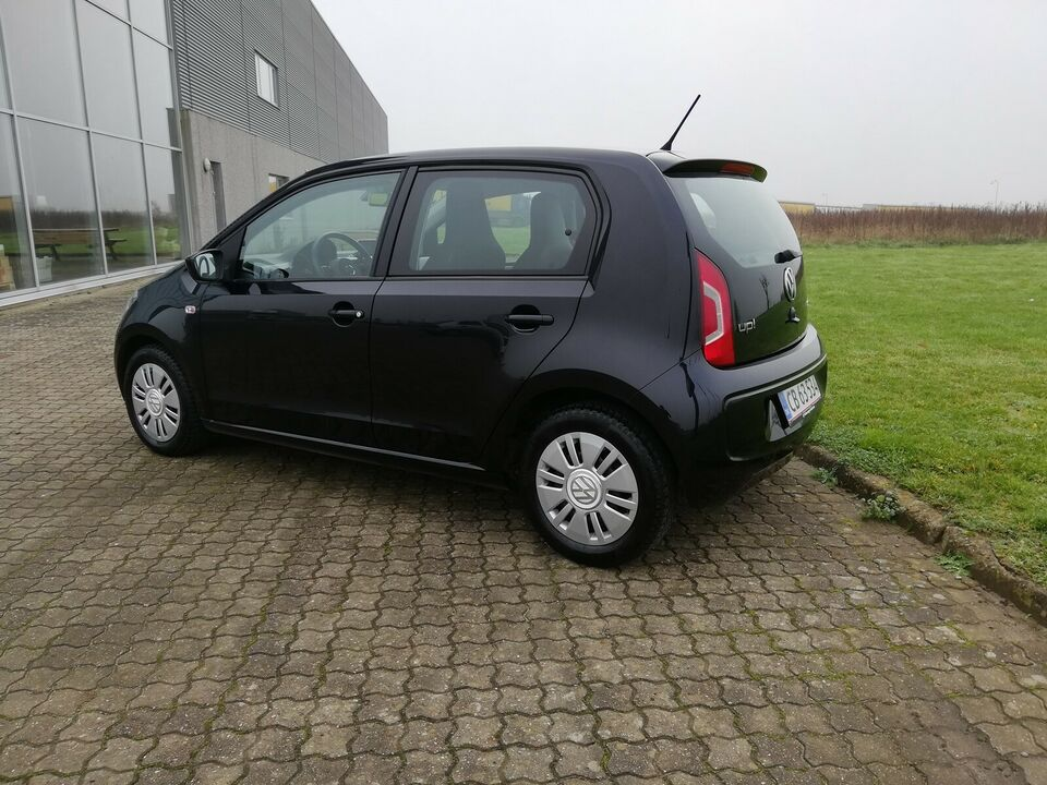 VW Up!, 1,0 60 Move Up! BMT, Benzin